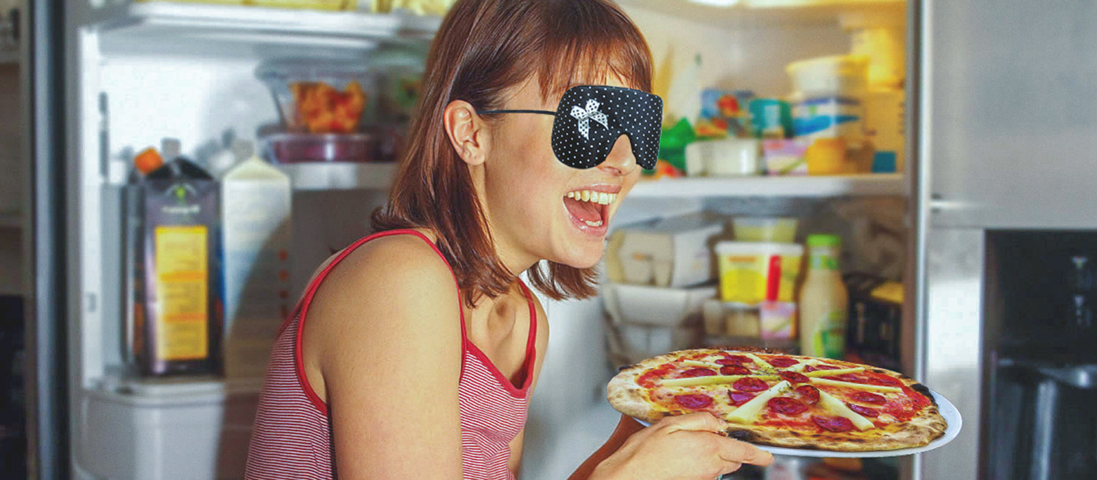 You Ever Eat Pizza in Your Sleep? Here's Why