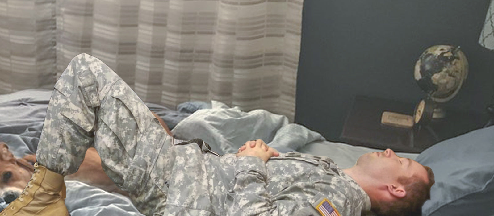 How to Instantly Fall Asleep like a World Class Soldier