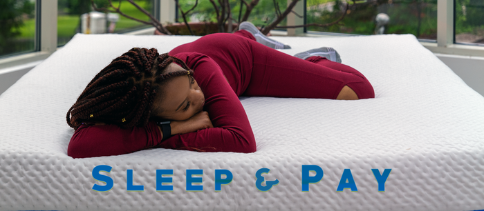 Sleep Sweet with Sleep & Pay!