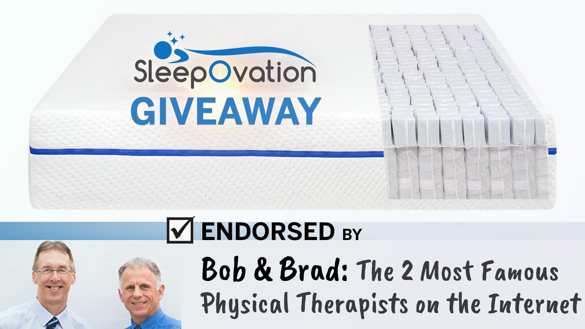 Bob and Brad FamousPT Giveaway