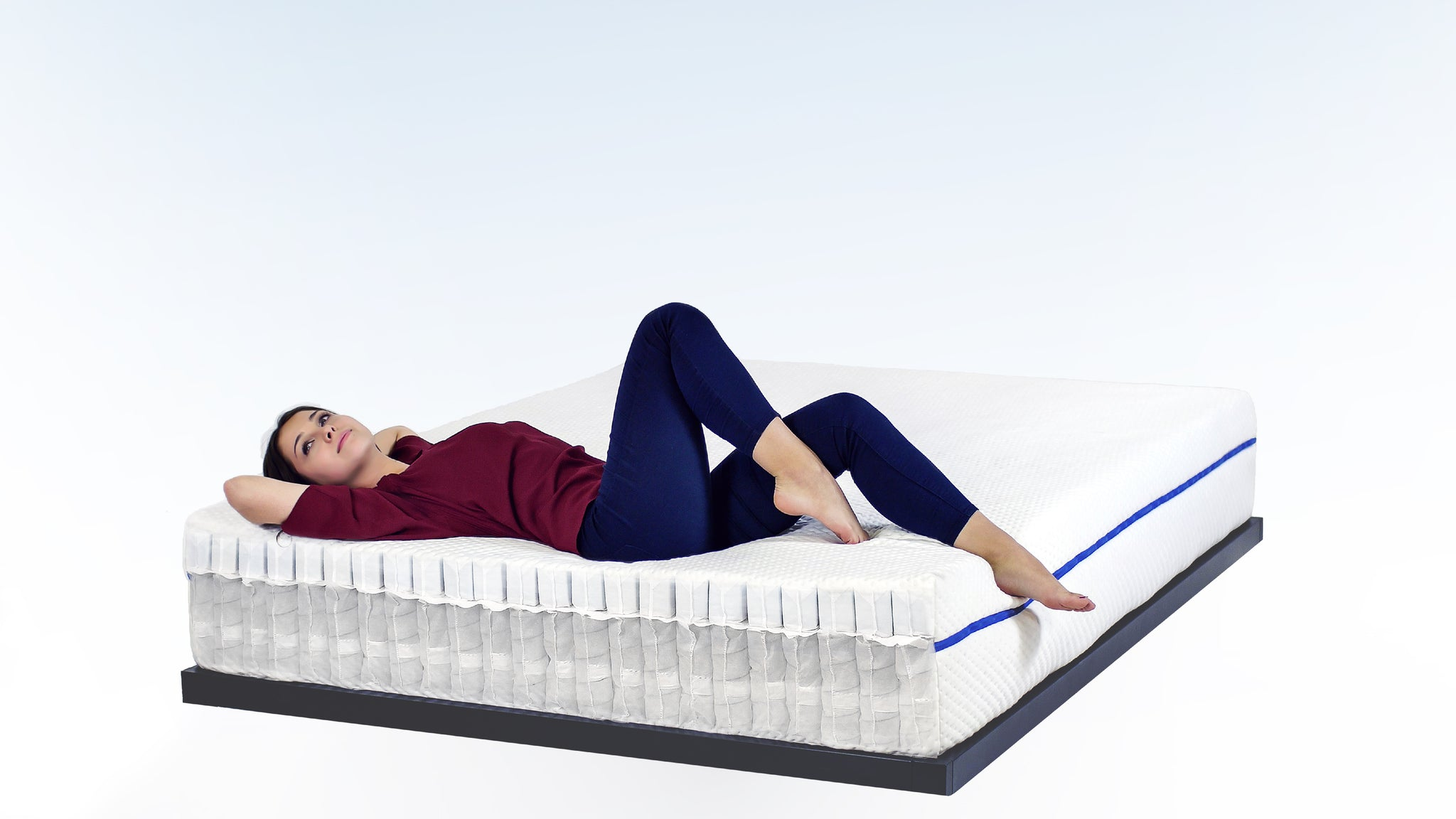 sleepovation 700 tiny mattresses in one for back pain relief