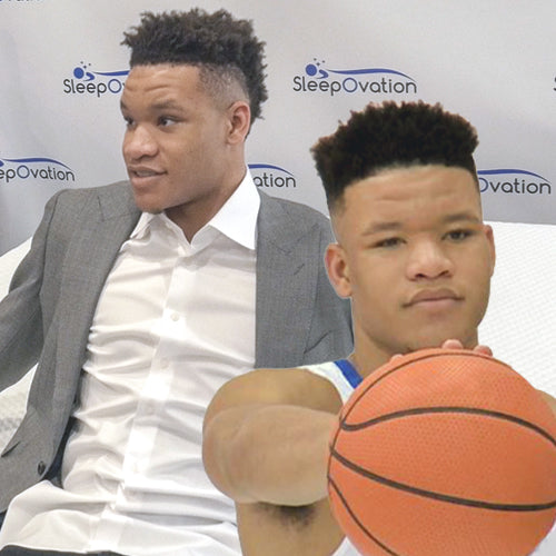 Kevin Knox - NBA Star for the NY Knicks