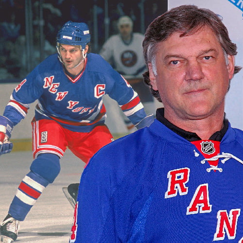 Ron Greschner -  Former NHL Star for the New York Rangers