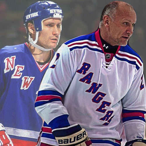 Tom Laidlaw - Former NHL Star for the New York Rangers