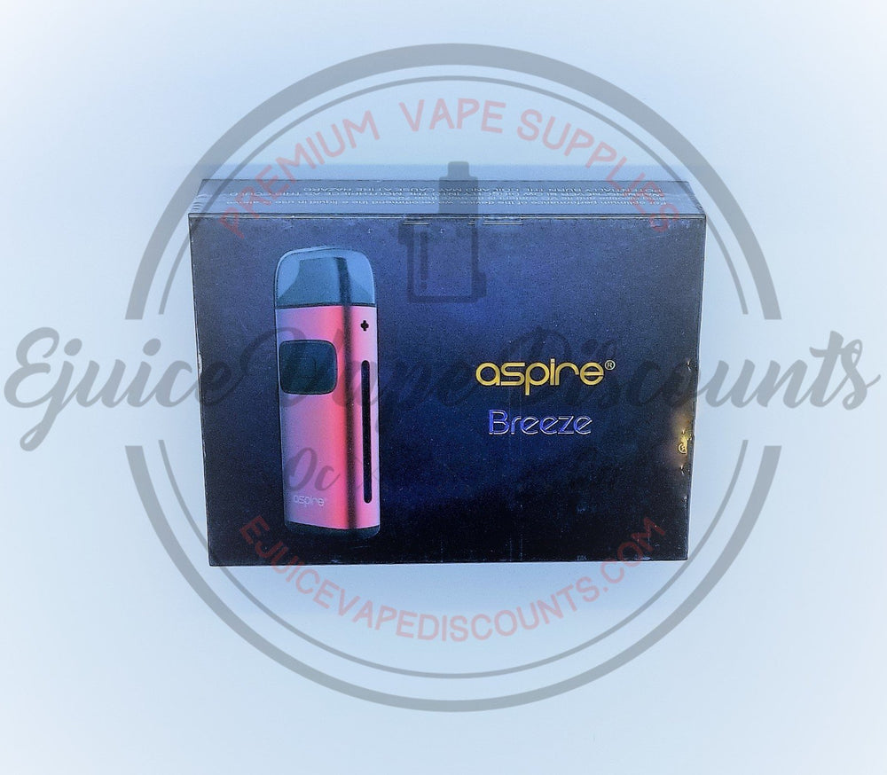 Load image into Gallery viewer, Aspire Breeze Pods - Ejuice Vape Discounts