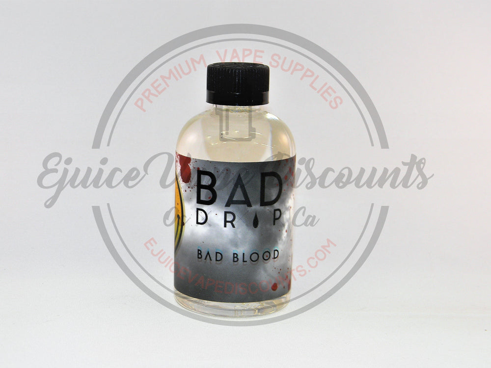 Bad Blood by Bad Drip  EJuice 120ml