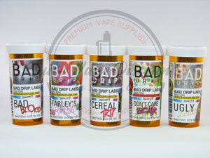 Bad Blood by Bad Drip EJuice 60ml $14.99 - Ejuice Vape Discounts