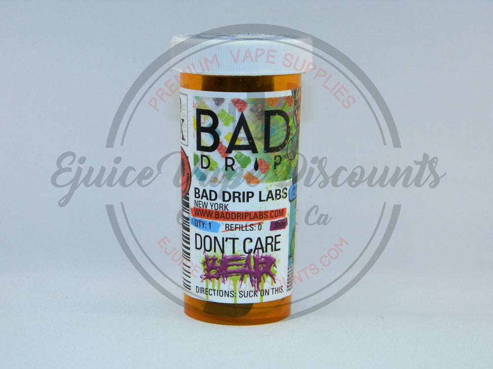 Bad Drip Don't Care Bear EJuice 120ml