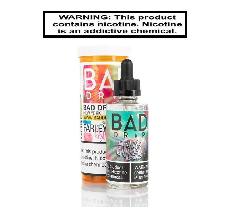 Bad Drip Ejuice Bad Drip Farley's Gnarly Sauce 60ml