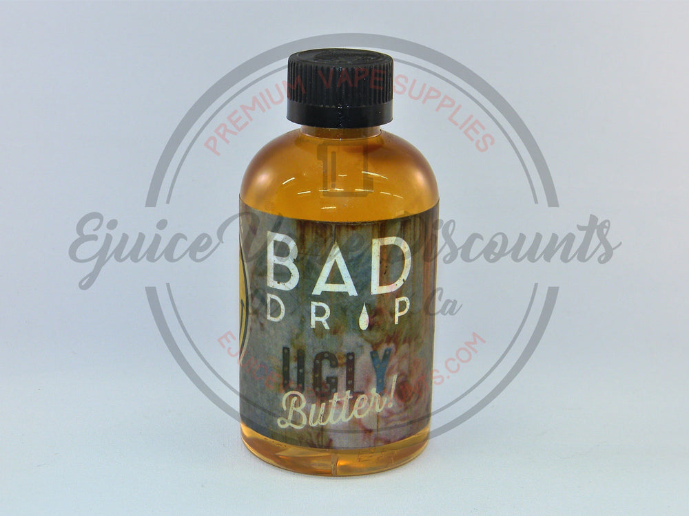 Bad Drip Ugly Butter EJuice 120ml