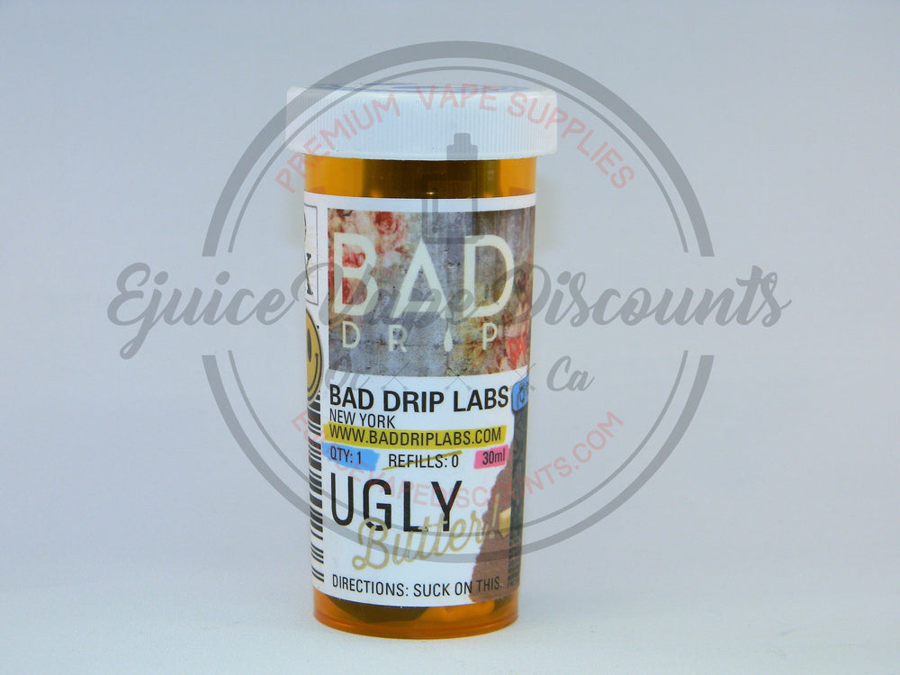 Bad Drip Ugly Butter EJuice 60ml