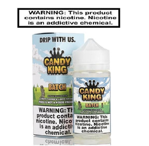 Batch 100ml by Candy king - Ejuice Vape Discounts