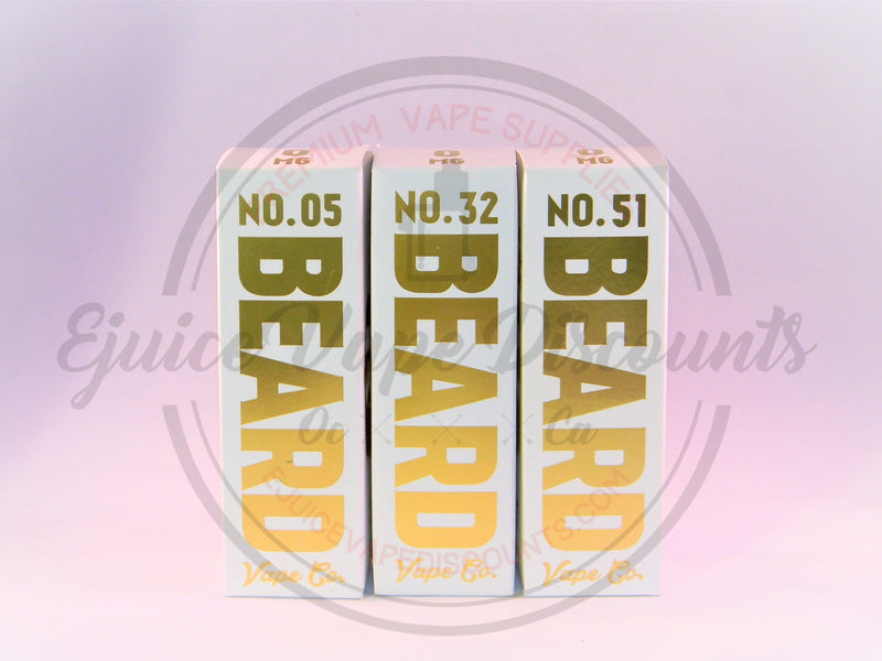 Beard No. 05 60ml - Ejuice Vape Discounts