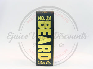 Load image into Gallery viewer, Beard No. 24 60ml - Ejuice Vape Discounts