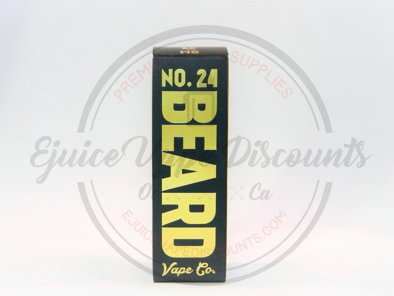 Beard No. 24 60ml - Ejuice Vape Discounts