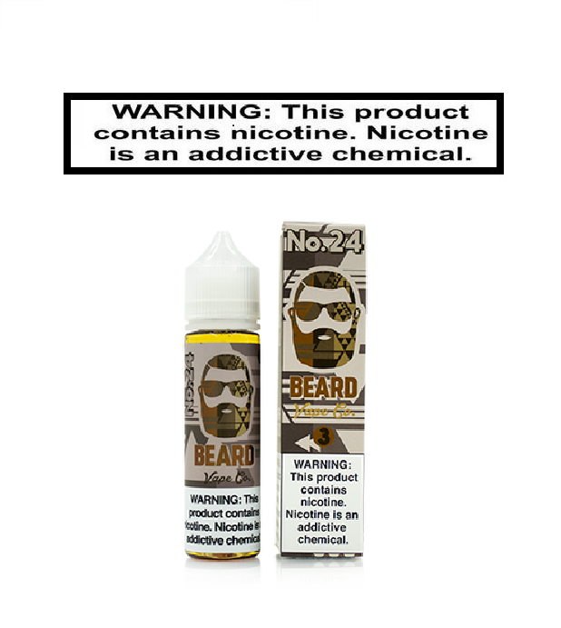 Beard Ejuice Beard No. 24 60ml