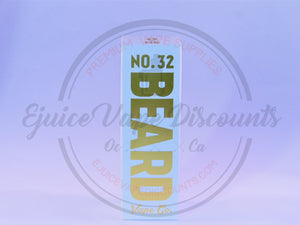 Beard No. 32 60ml - Ejuice Vape Discounts