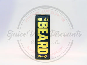 Beard No. 42 60ml - Ejuice Vape Discounts