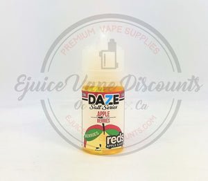 Daze Salt Series Apple Berries 30ml - Ejuice Vape Discounts