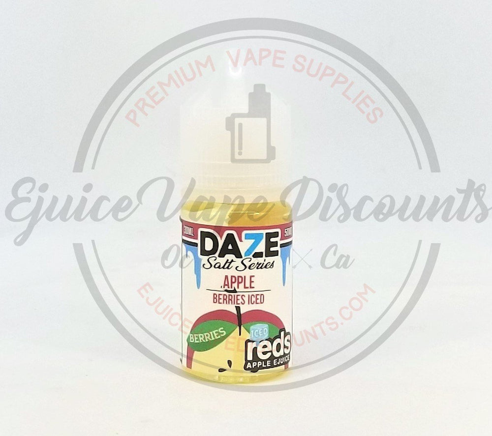 Load image into Gallery viewer, Daze Salt Series Apple Berries ICED 30ml - Ejuice Vape Discounts