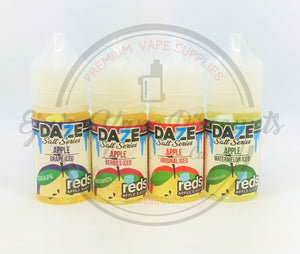 Daze Salt Series Apple Berries ICED 30ml - Ejuice Vape Discounts