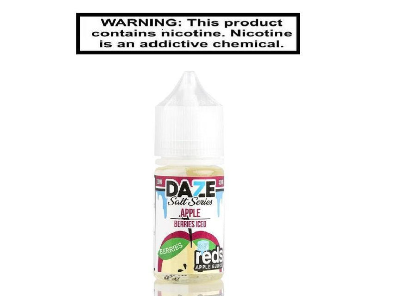 Daze Salt Series salts Daze Salt Series Apple Berries ICED 30ml
