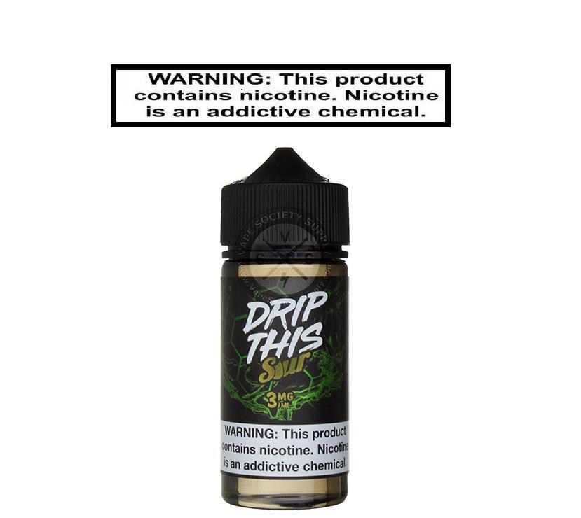 Drip This sour Ejuice Drip This sour Apple 100ml