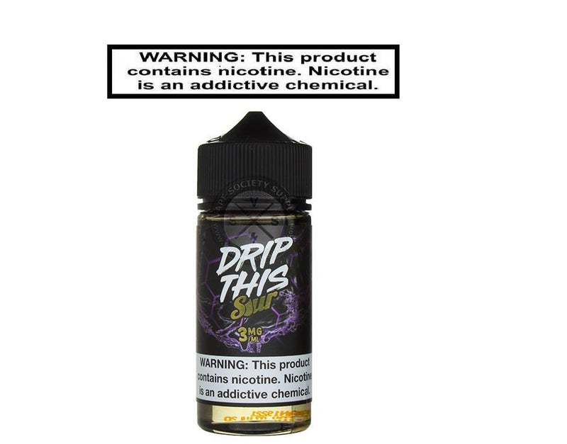 Drip This sour Ejuice Drip This sour Grape 100ml