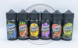 Drip This sour Mango 100ml - Ejuice Vape Discounts