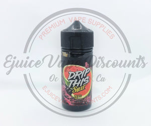 Drip This sour Watermelon 100ml - Ejuice Vape Discounts