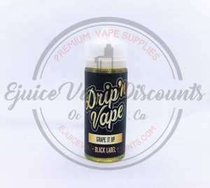 Load image into Gallery viewer, Drip'n Vape Grape it Up 120ml - Ejuice Vape Discounts