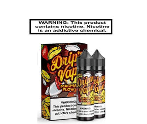 Load image into Gallery viewer, Drip'n Vape Ejuice Drip'n Vape Magma Flow 120ml