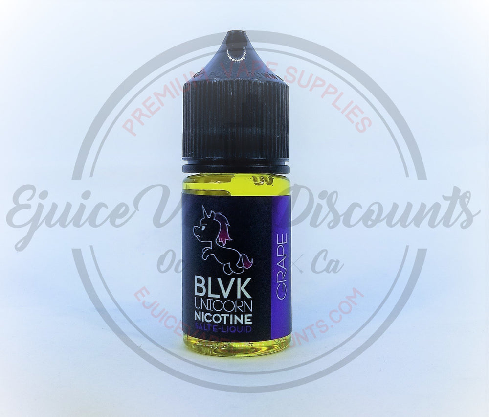 Grape by BLVK Unicorn Salt 30ml