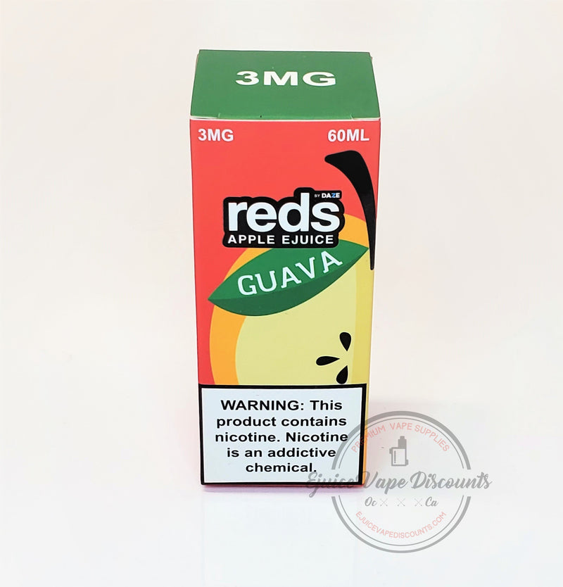 Guava by Reds Apple 60ml