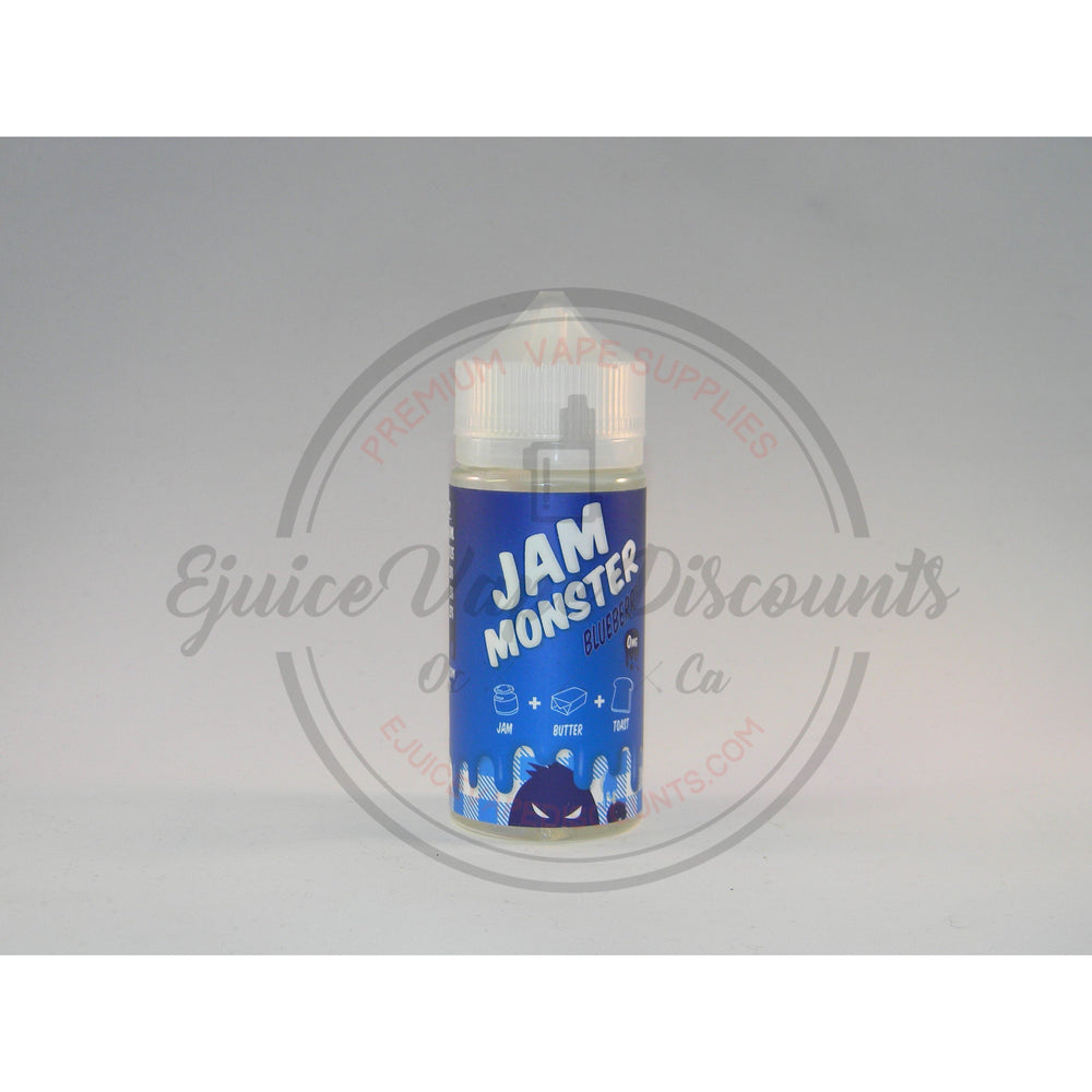 Jam Monster Blueberry EJuice 100ml - Ejuice Vape Discounts