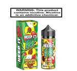 Keep It 100 Peachy Punch 100ml