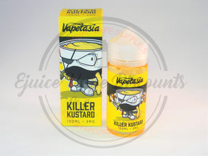 Load image into Gallery viewer, Killer Kustard by Vapetasia 100ml - Ejuice Vape Discounts