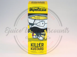 Killer Kustard by Vapetasia 100ml - Ejuice Vape Discounts