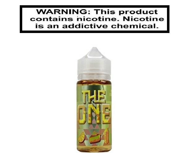 The One Ejuice Lemon Crumble Cake by The One 100ml