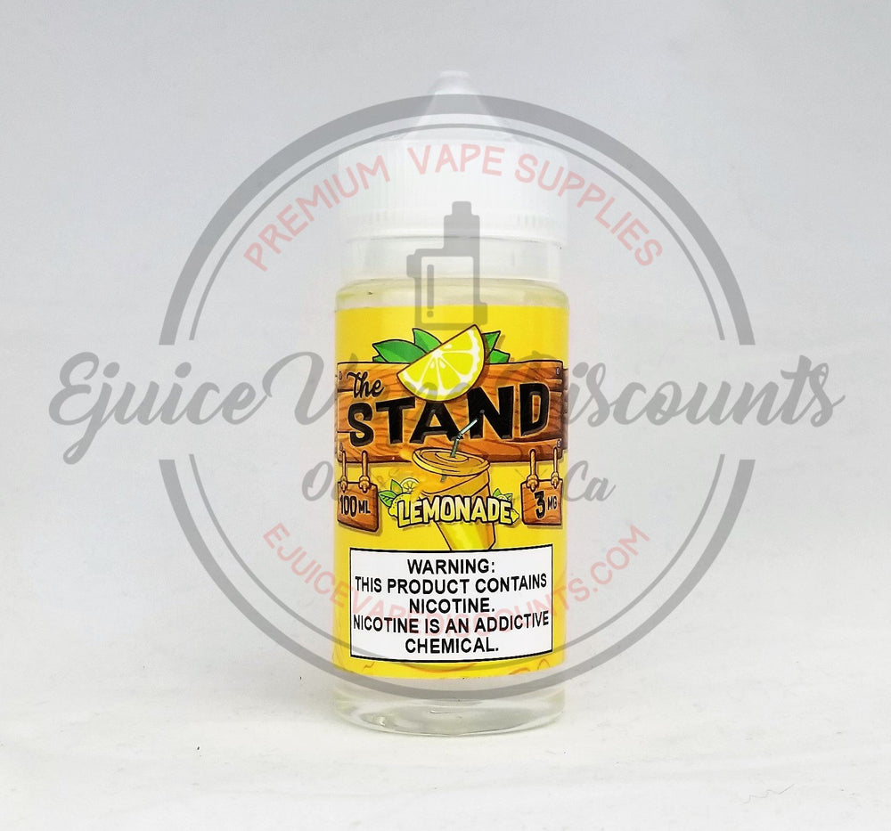 Lemonade by The Stand 100ml