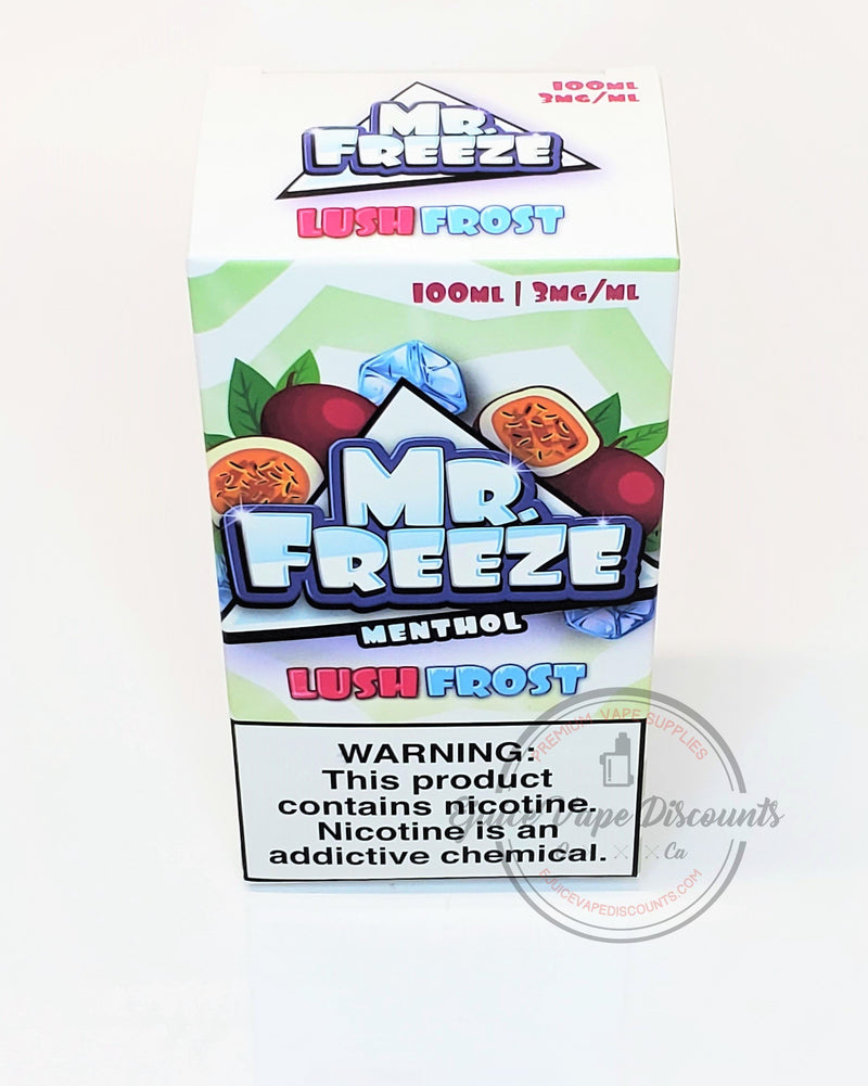 Lush Frost by Mr. Freeze 100ml