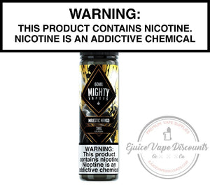Mighty Vapors Ejuice 0 Majestic Mango by Mighty Vapors 60ml