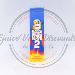 MarshMallow Man 2 by Marina Vape 60ml - Ejuice Vape Discounts