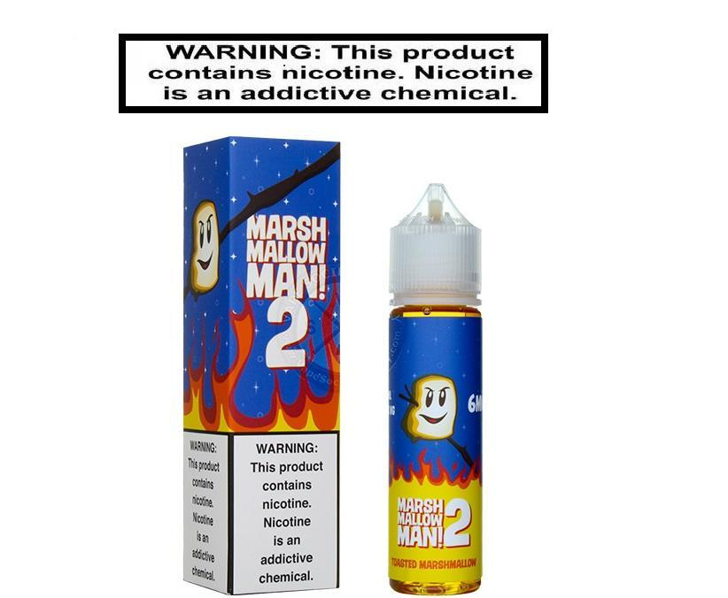 Load image into Gallery viewer, Marina Vape Ejuice MarshMallow Man 2 by Marina Vape 60ml