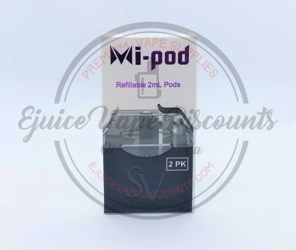 Mi Pod Cartridge - Ejuice Vape Discounts