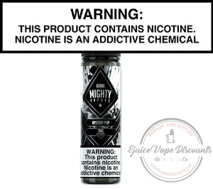 Mighty Vapors Ejuice 0 Mystery Pop by Mighty Vapors 60ml