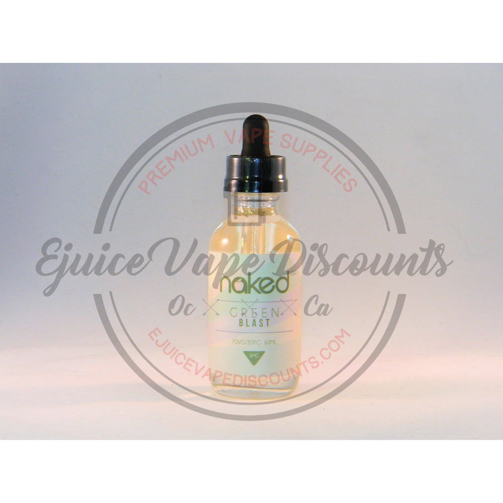 Naked 100 Green Blast 60ml - Ejuice Vape Discounts