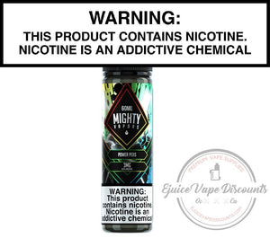 Mighty Vapors Ejuice 0 Power Pebs by Mighty Vapors 60ml