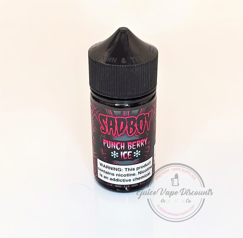 Punch Berry Ice by Sad Boy 60ml
