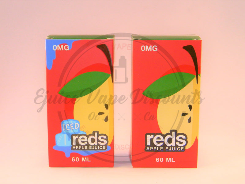 Reds Apple 60ml - Ejuice Vape Discounts